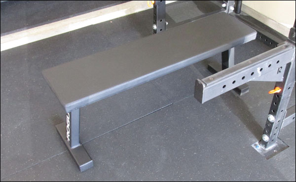 The new Rogue flat utility bench, version 2.0
