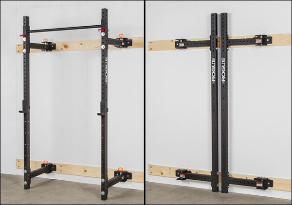 Rogue Infinity R-3W Wall Mounted Rack
