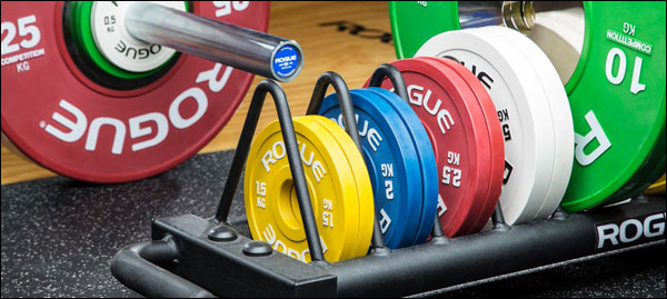 Kilogram change plates for Olympic Weightlifting