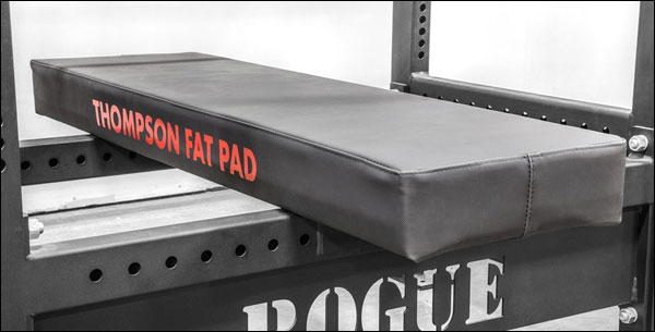 The Thompson Fat pad by Rogue, for any bench