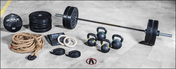 The Rogue Alpha CrossFit Package