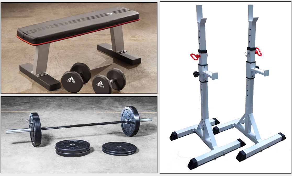 Creating a quality garage gym on budget