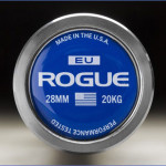 Rogue 28 mm Euro Olympic WL Bar
