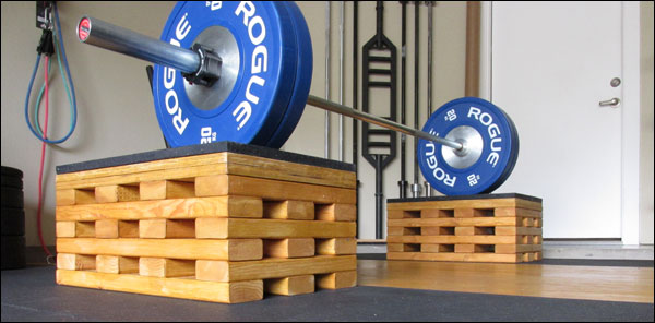 DIY Guide for building super strong Pulling Blocks