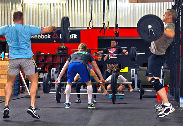 CrossFit Barbell Training