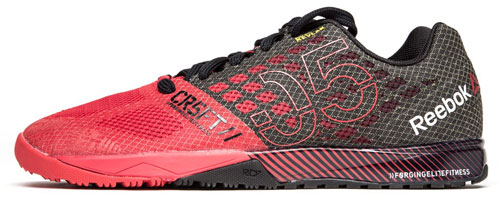 The new Reebok Nano 5.0