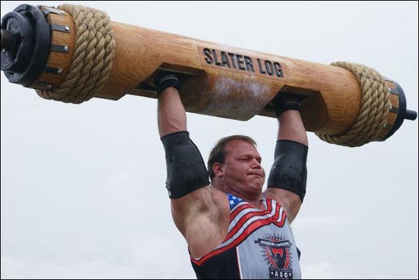 Slater True Logs