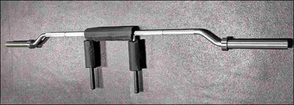 the Vulcan Safety Squat Bar (SSB)