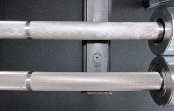 AB SS Pro Bearing Bar and AB SS WOD Bar