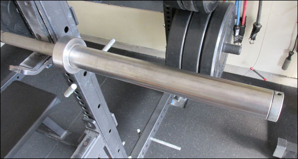 Burgener & Rippetoe Barbell for Starting Strength