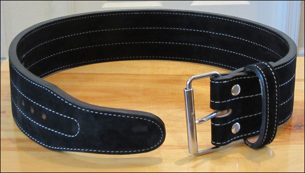 The Inzer Forever Single Prong Lifting Belt
