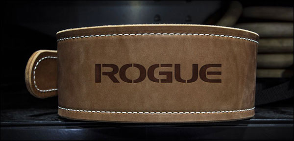 Rogue Ohio Lifting Belt Review