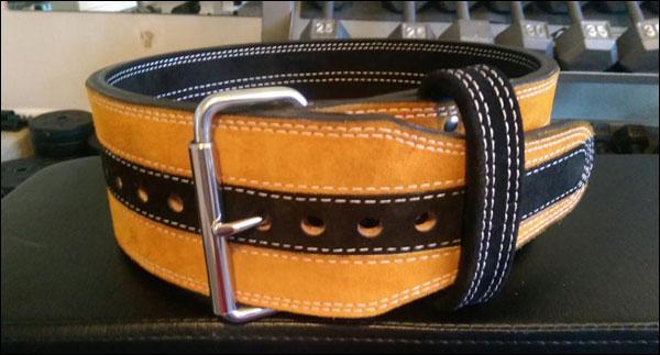 Bob's Belts Powerlifting belt