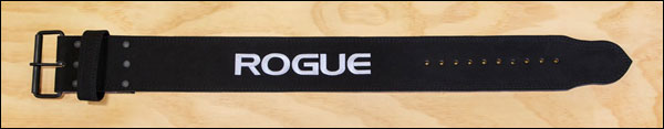 The Rogue Echo economy lifting belt