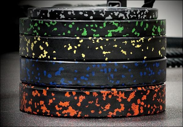 Gift ideas! Vulcan Alpha Bumper Plates