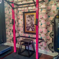 Pink PRx Profile Home Gym