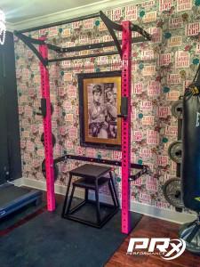 Pink PRx Profile Home Gym