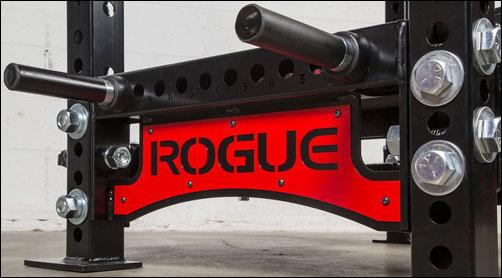 Rogue Monster Westside Bench - Massive Hardware!