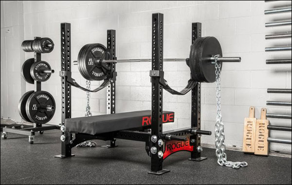 Monster Westside Bench with Fat Pad