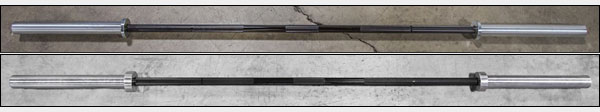 Rogue Ohio Power Bar Variations (Kilo or Lb.)