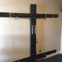 Rogue RML-3W Wall Rack stowed away