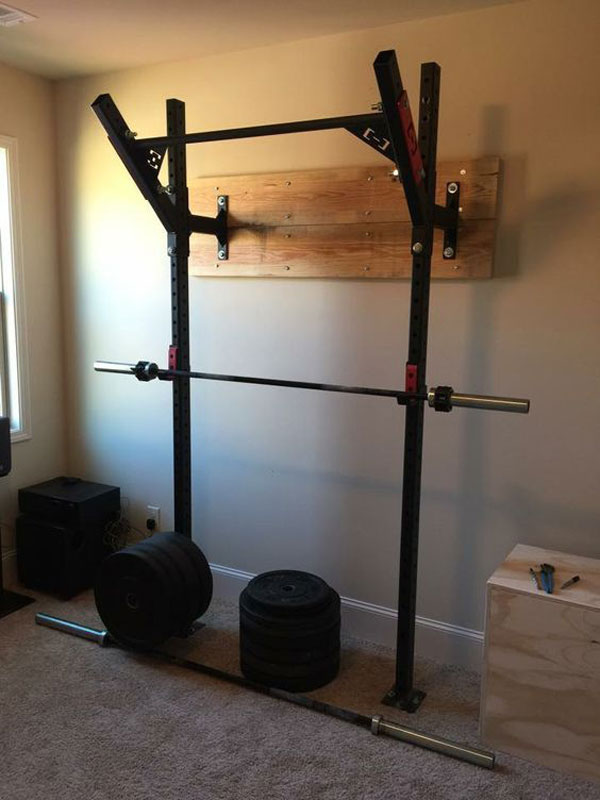 attic bedroom ideas tumblr - Inspirational Garage Gyms & Ideas Gallery Pg 10 Garage Gyms