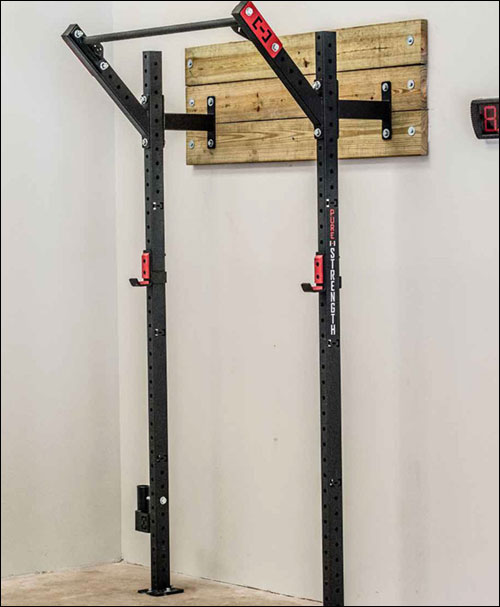 folding wall mounted racks \u0026 rigs buying guideslim gym rig by pure strength