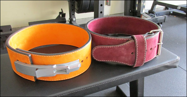 Pioneer Double Suede Power Belts by General Leathercraft