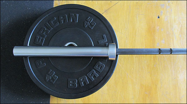 Review for the California Bar by American Barbell