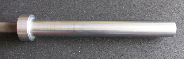 Hard chrome sleeves of the Super Power Bar a year out