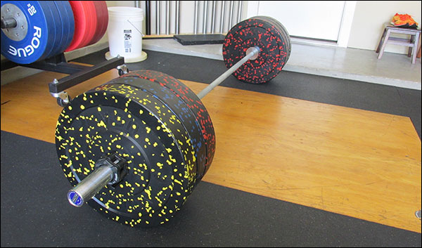 Bumper plates sets for crossfit weightlifting pricing