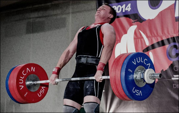 Vulcan Barbell Guide - Men's 20 kg Olympic Weightlifting Bars