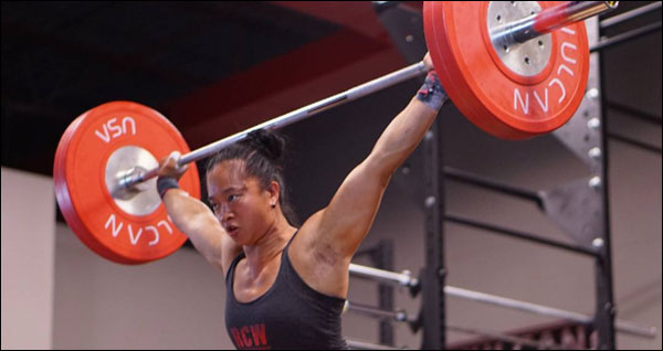 Vulcan Barbell Guide - Women's 15 kg Multi-Purpose/CrossFit bars