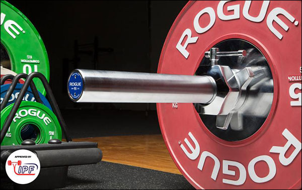 Rogue Competition Kilogram Collars are now IPF Approved