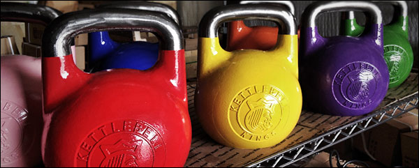 Kettlebell Kings Sport Competition Kettlebells