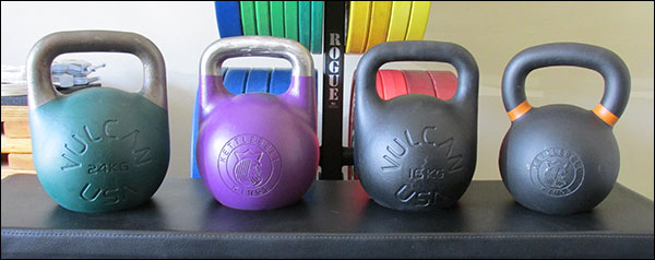 Kettlebell Showdown - Vulcan vs Kettlebell Kings