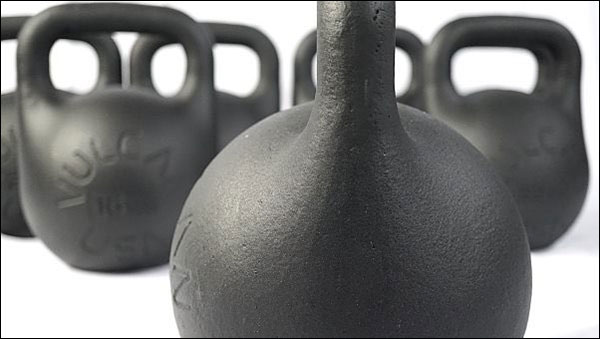 Vulcan Strength Absolute Training Kettlebells