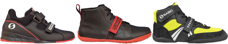 MAXBarbell SABO Powerlifting and Deadlifting Shoes