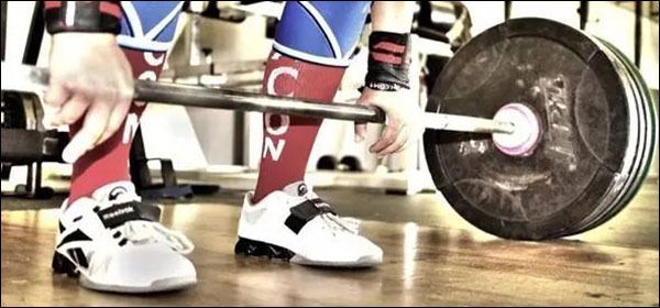 Olympic WL, powerlifting, and CrossFit shoes