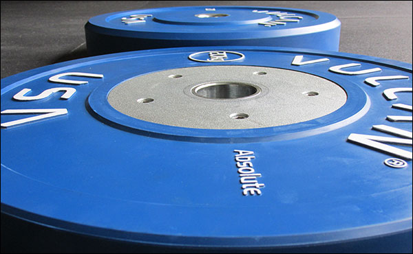 How do the new Vulcan KG Training Bumpers compare to the Vulcan Absolute Competition Discs