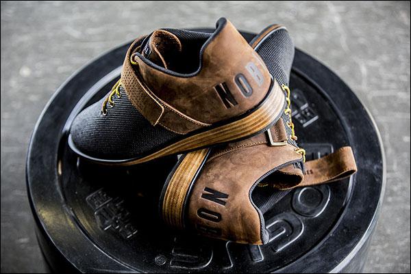 NOBULL Men's Lifters - Premium Olympic WL Shoes