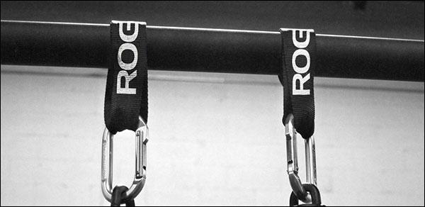 Rogue Strap and Carabiner Set
