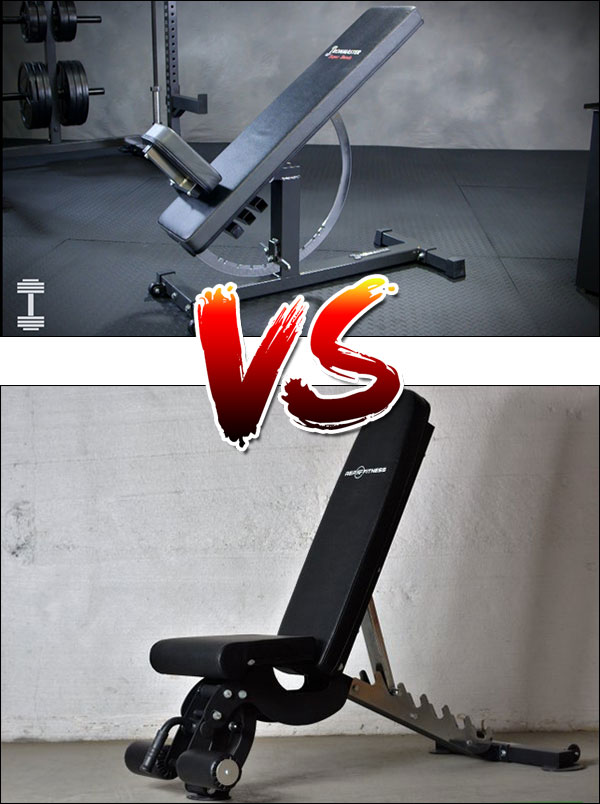 IronMaster Super Bench vs Rep Fitness FID Adjustable Bench - Stay tuned!