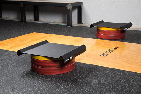 Rogue's new Echo Pulling Blocks - economical blocks for your garage gym