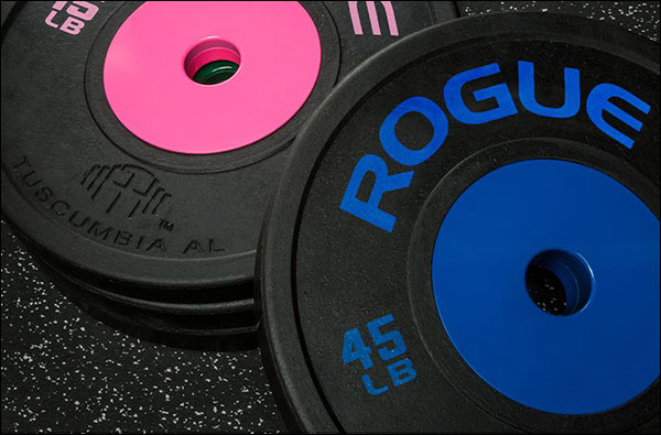 HI-Temp Crumb Rubber Competition Plates - Made in USA