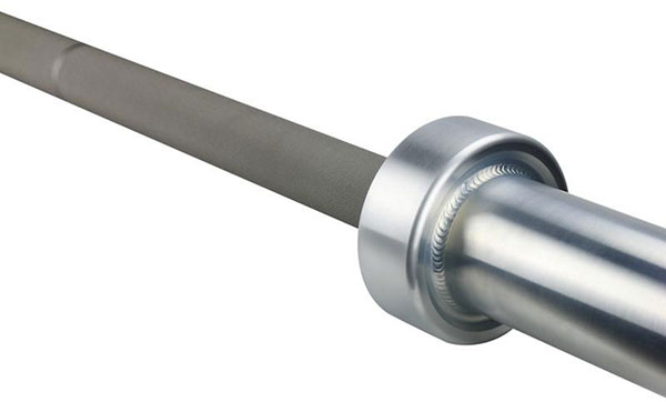 American Barbell Mammoth Power Bar - stainless steel finished with Cerakote