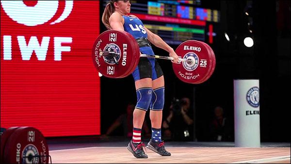 Eleiko Olympic Weightlifting Bars