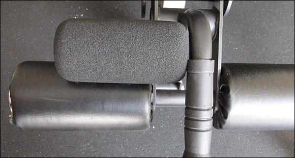 IronMaster's Foam Rollers versus Rep's vinyl covered rollers