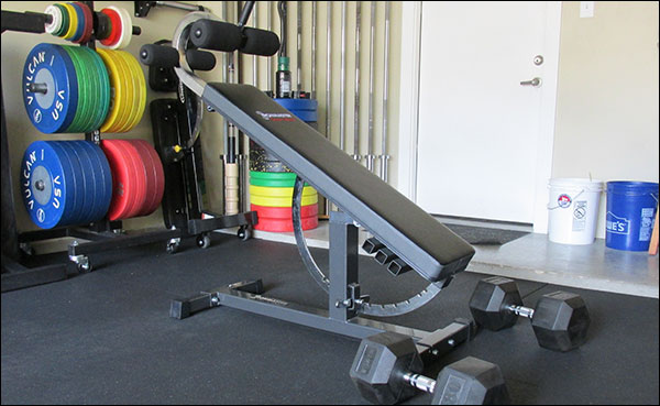 My ironmaster super bench review package the