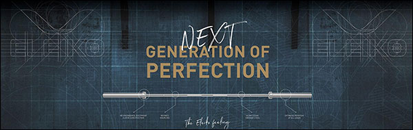Eleiko NxG Collection - the next generation of perfection